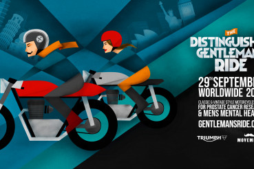 The Distinguished Gentleman's Ride 2019 !