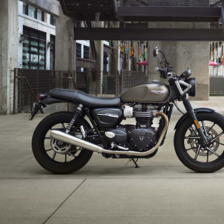 La nouvelle Street Twin 900 version 2019